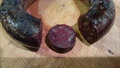 Nieuwe Wateetons workshops: vegetarische worst,bloedworsten fermenteren voor pro's