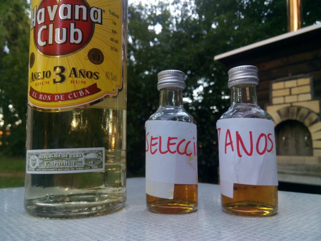 ook drie rums