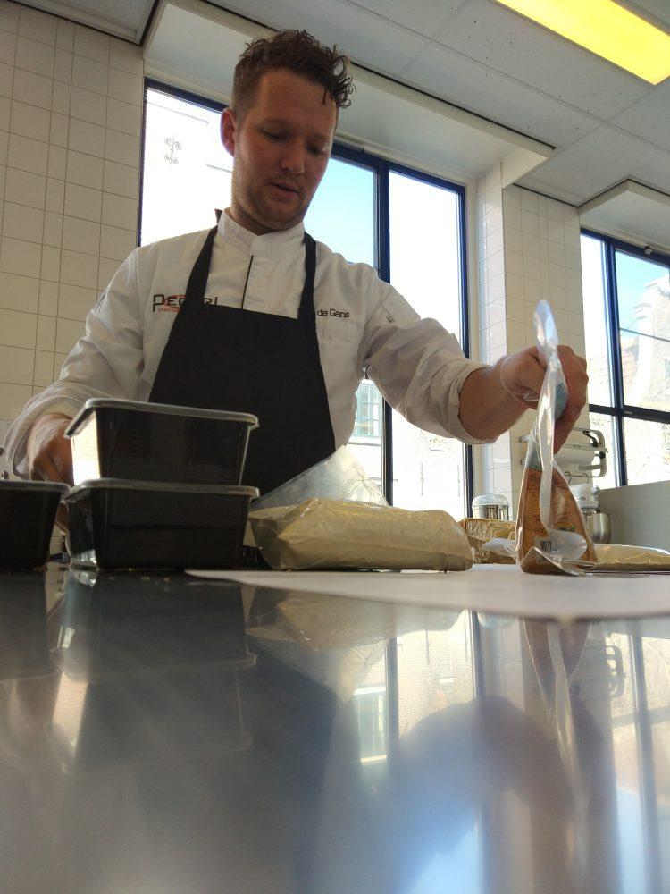 chef kok opleiding