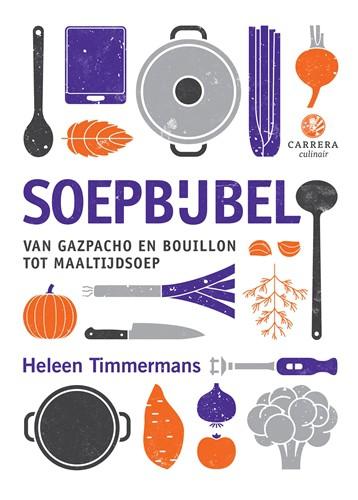 Meneer leest een boek: Soepbijbel – Heleen Timmermans