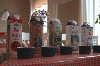 Zweedse yoghurtjes