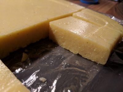 Short report: polenta maken in Magimix Cook Expert werkt uitstekend
