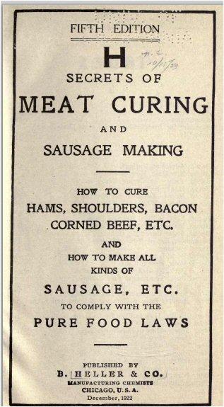 Meer vleeslezen – van vroegah