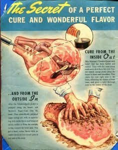 Home made curing – made easy (1941)