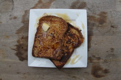 Instockchallenge: wat doen we met dat brood?