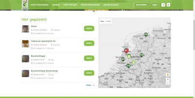 #instockchallenge. No food waste apps en sites en het succes van Hak Linzen