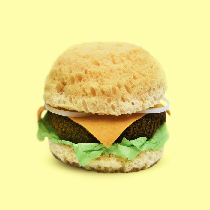 Paperclippasta en sponsburger