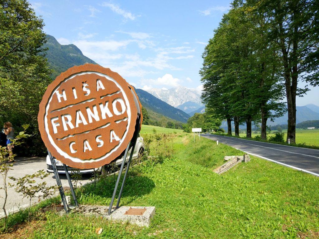 Meneer eet uit: Hiša Franko