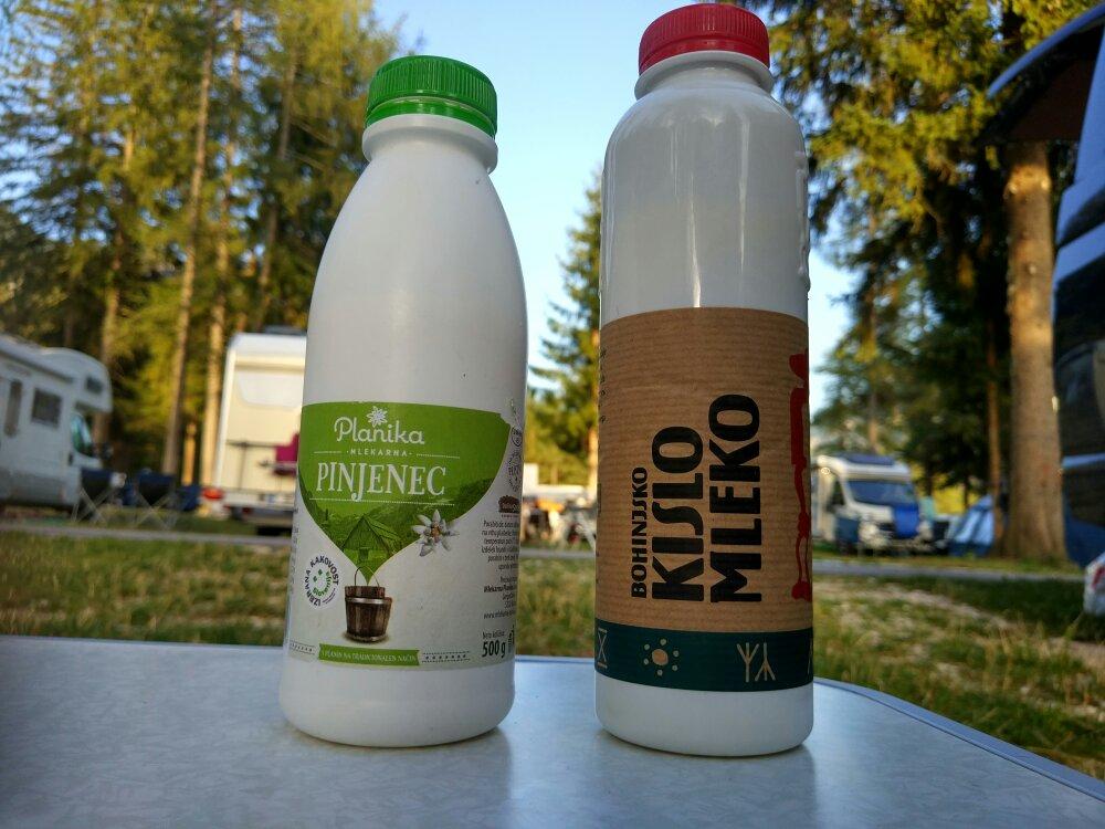 Sloveense zure melk (x2)