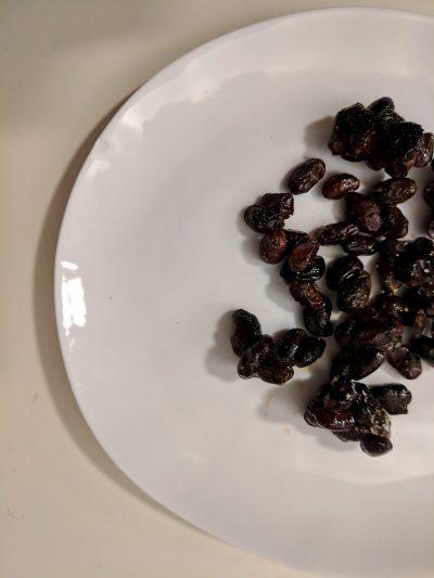 Eindelijk goede zwarte bonensaus