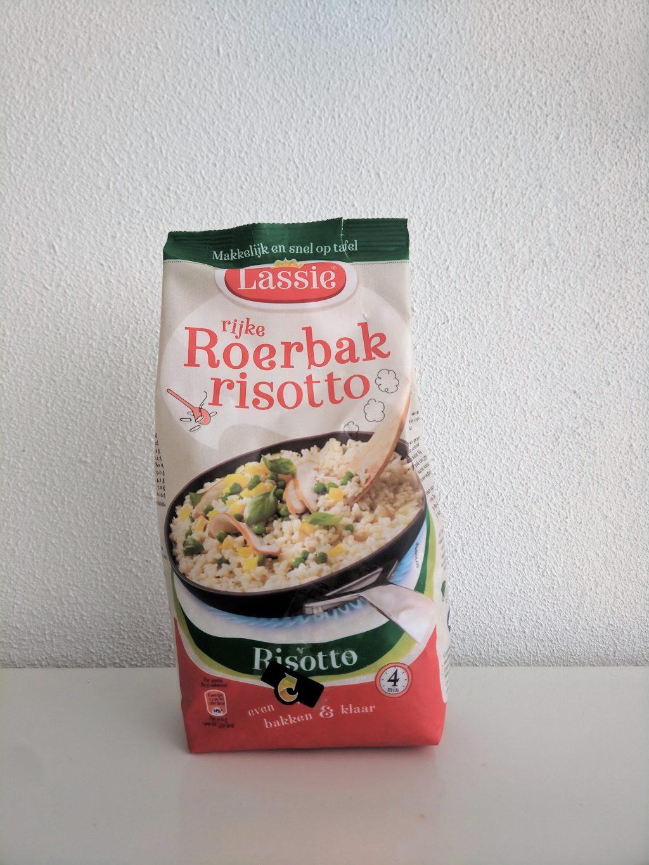 Meneer maakt meuk: rijke roerbak risotto