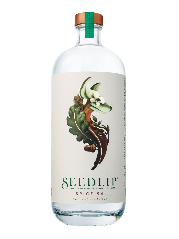 Geproefd: Seedlip – non-alcoholische spirit en een cadeautje van meneer