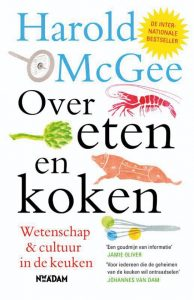 Book Cover: Over Eten en Koken - McGee