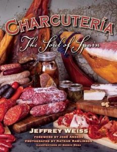 Book Cover: Charcuteria, The Soul of Spain - Weiss