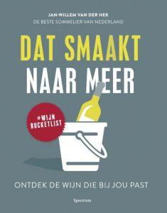 Book Cover: Dat Smaakt naar Meer -  Van der Hek