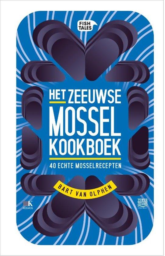 Book Cover: Het Zeeuwse Mossel kookboek - Van Olphen