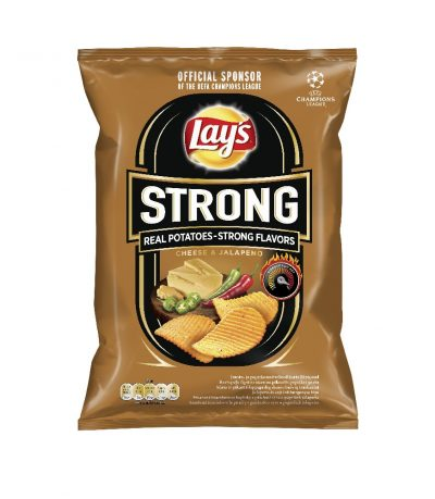 Chips van de Week: Lays Strong
