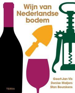 Book Cover: Wijn van Nederlandse bodem - Vis