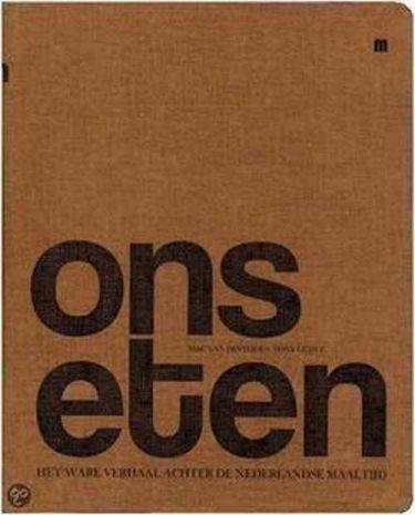 Book Cover: Ons Eten - Van Dinther
