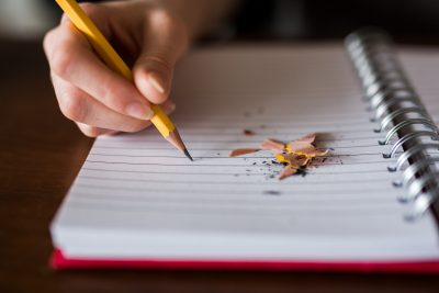 Ich bin ein schreiber – een kookboekschrijversdagboek