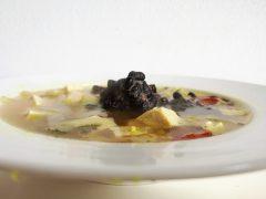 Thaise soep zonder Thai
