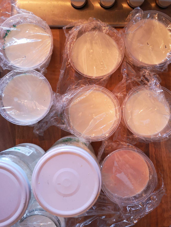 Je probeert eens wat: worst-yoghurt.