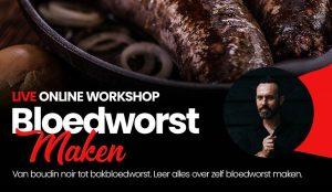 Workshop bloedworst