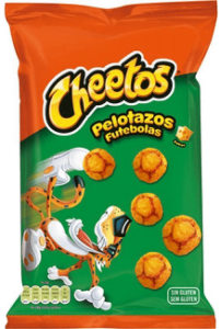 Cheetos Pelotazos review wateetons.com