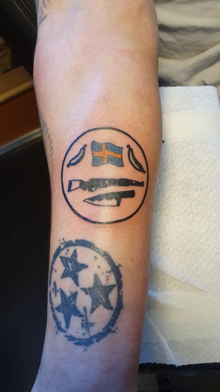 Wateetons Wilde Weekend tattoo