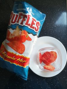 ruffles flamin' hot