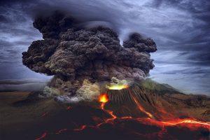 Vulkaan worst