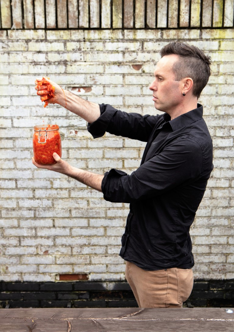 Meneer Wateetons kimchi