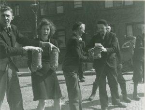 Fermenteren en wecken tijdens de tweede wereldoorlog in Groningen