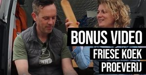Bonus vlog friese koeken