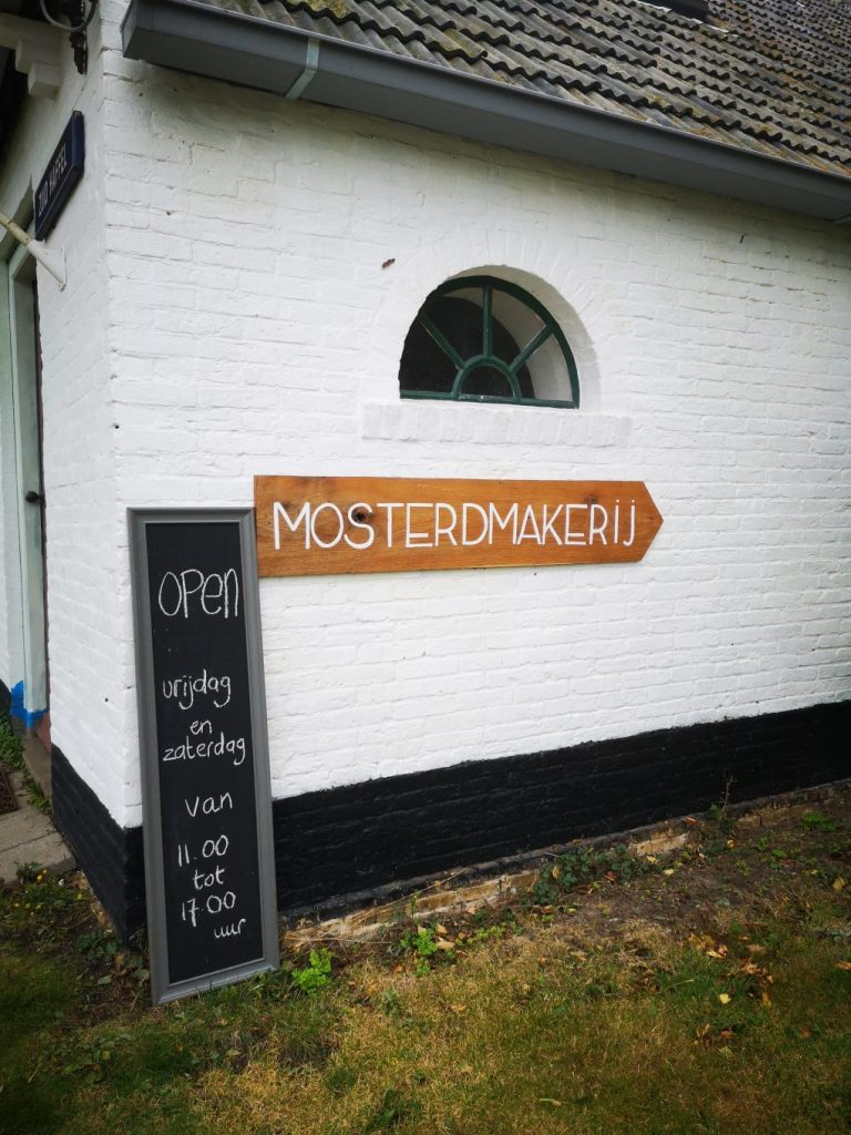 Mosterdmakerije Texel