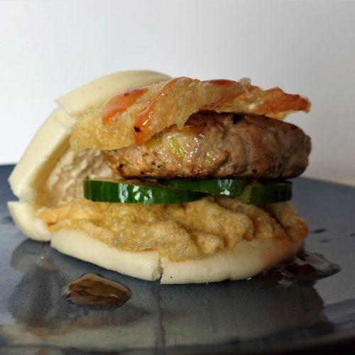 pansit burger dorothy porker nomnomnom